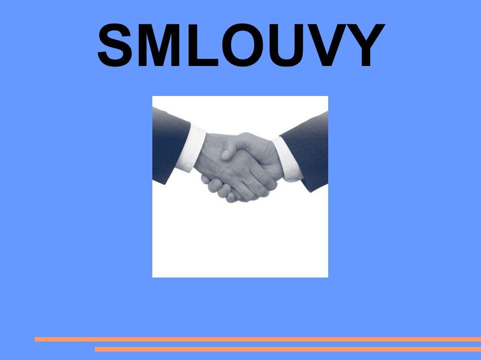 SMLOUVY
