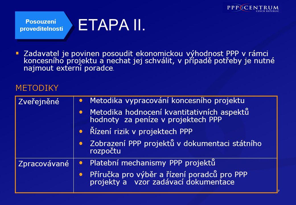 Řízení rizik v projektech PPP