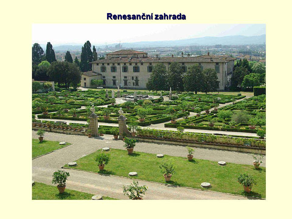 Renesanční zahrada