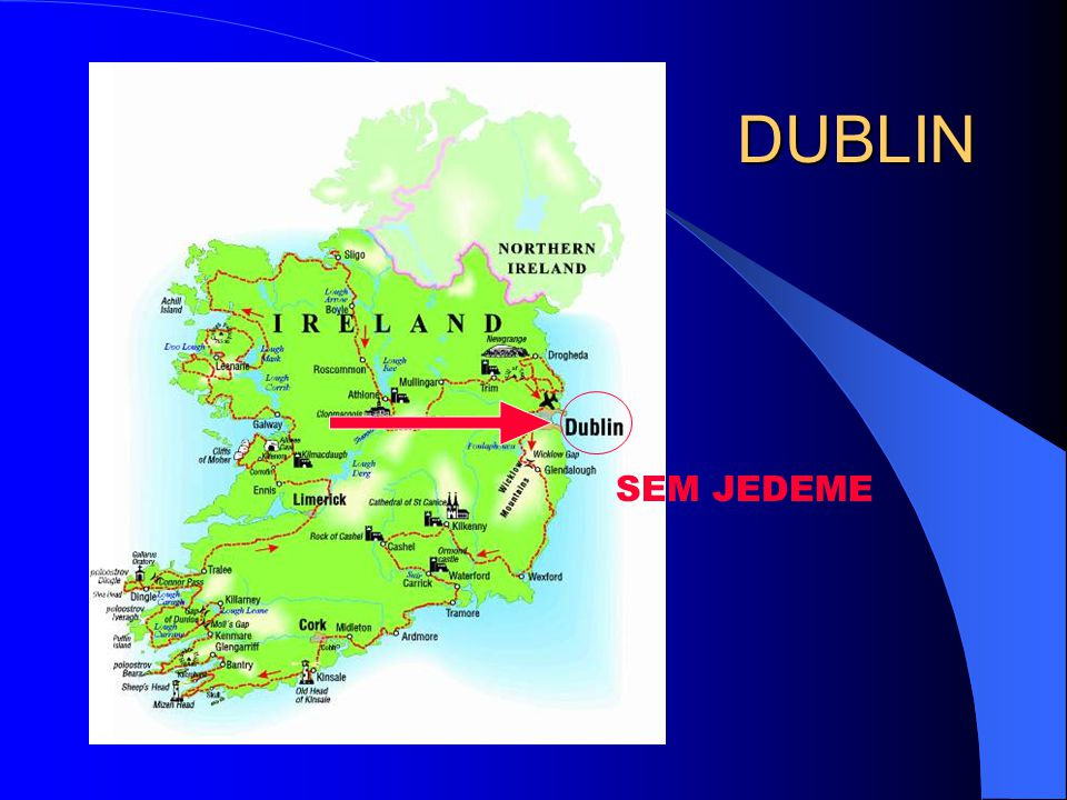 DUBLIN SEM JEDEME