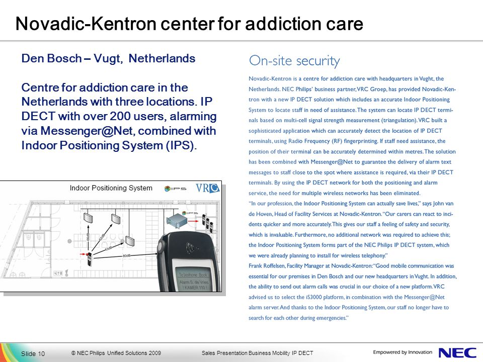Novadic-Kentron center for addiction care