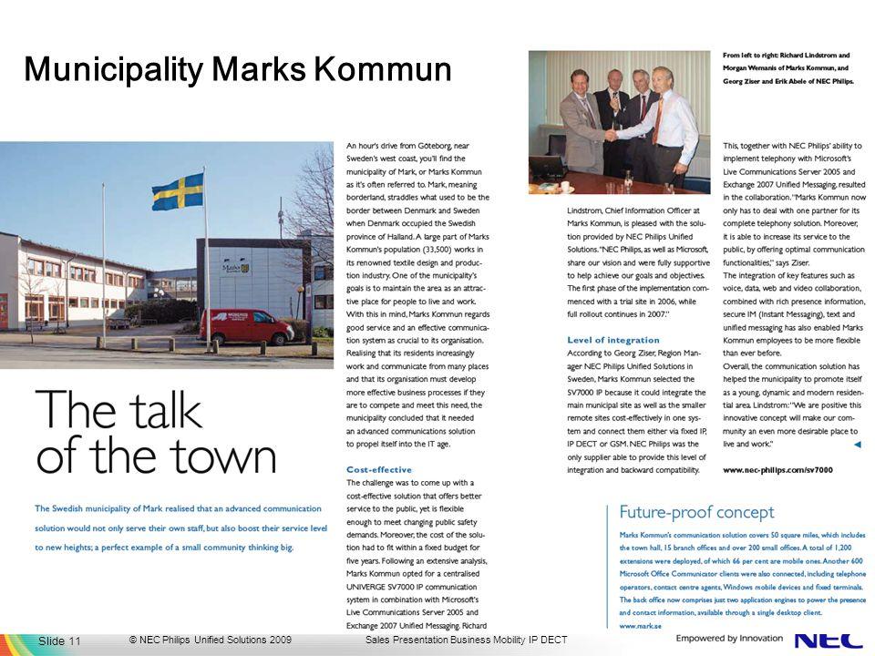 Municipality Marks Kommun