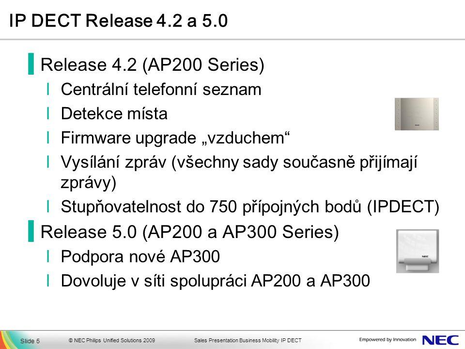 Release 5.0 (AP200 a AP300 Series)