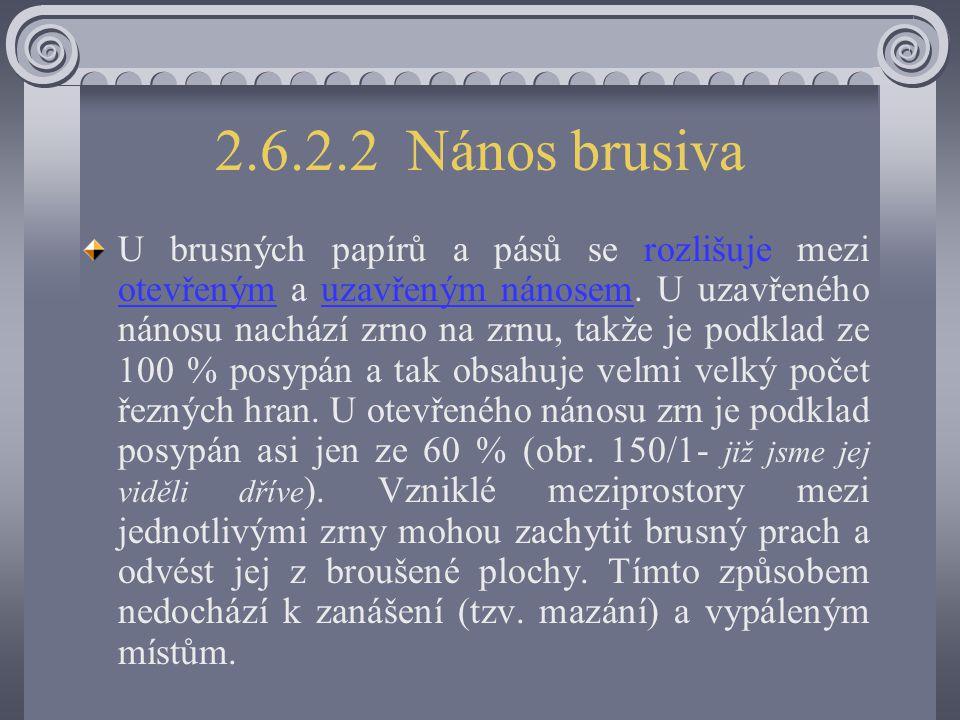 2.6.2.2 Nános brusiva