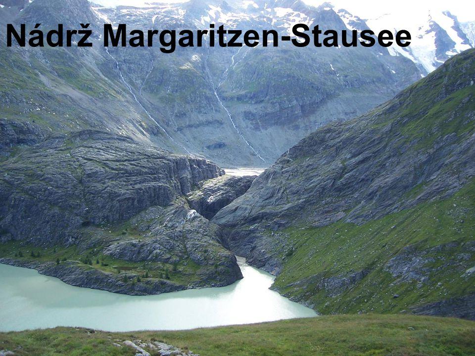 Nádrž Margaritzen-Stausee