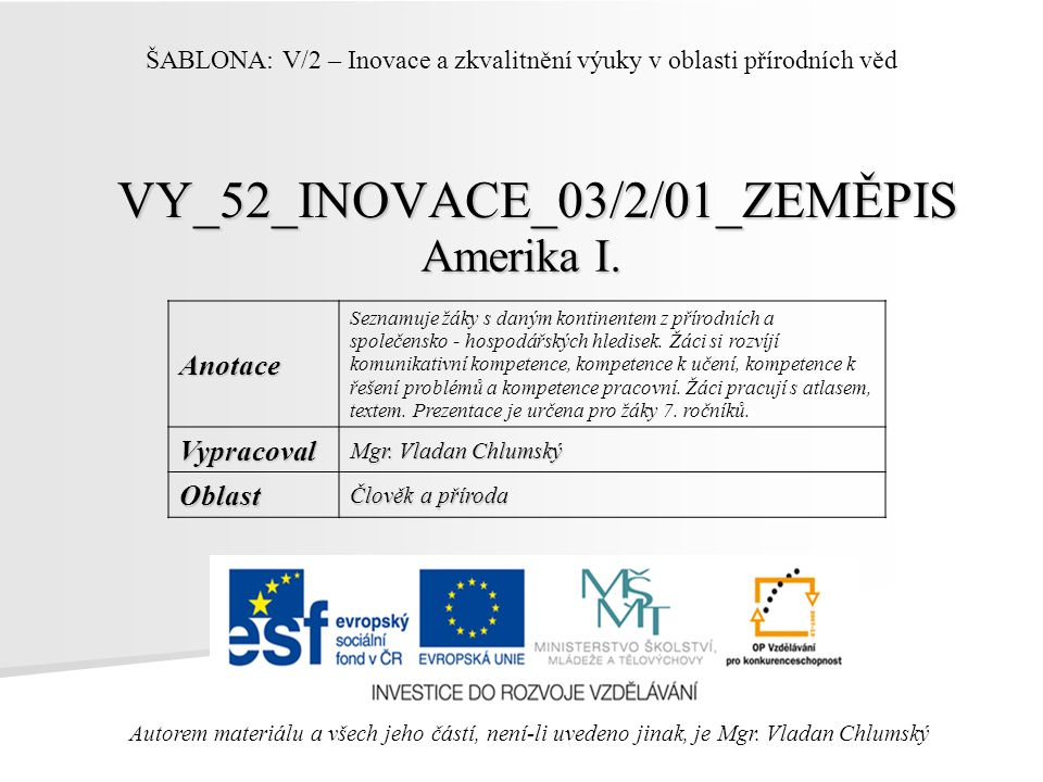 VY_52_INOVACE_03/2/01_ZEMĚPIS