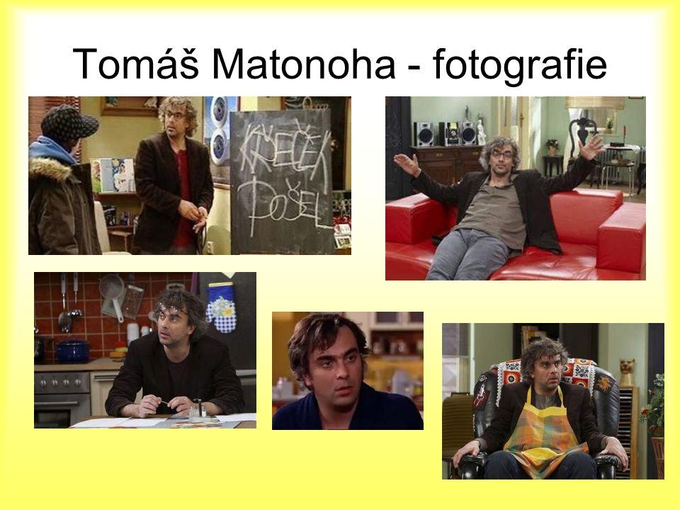 Tomáš Matonoha - fotografie