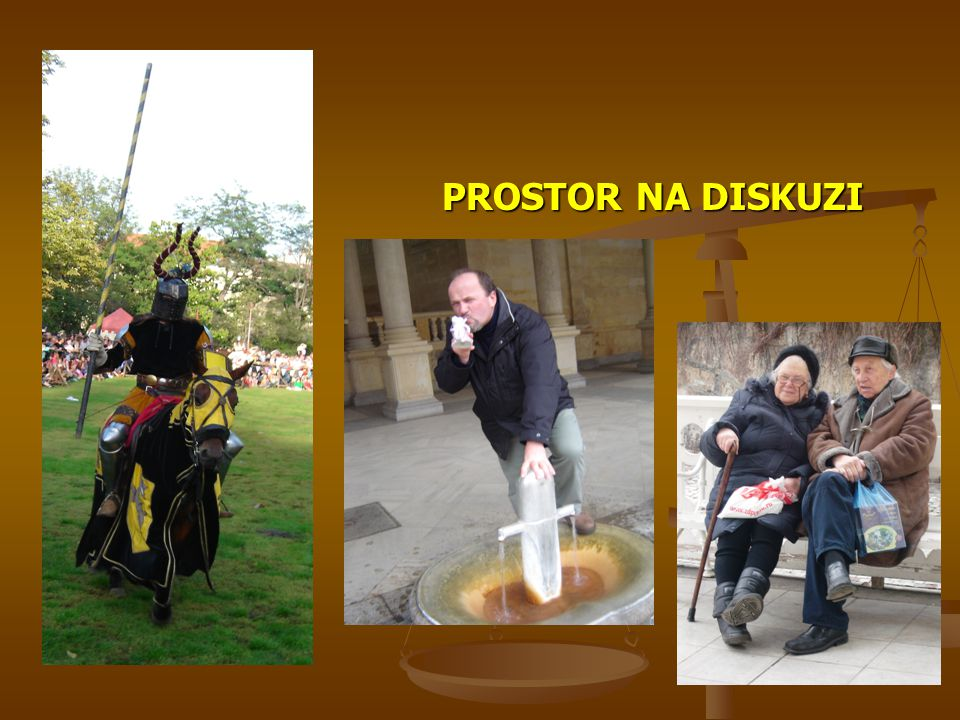 PROSTOR NA DISKUZI
