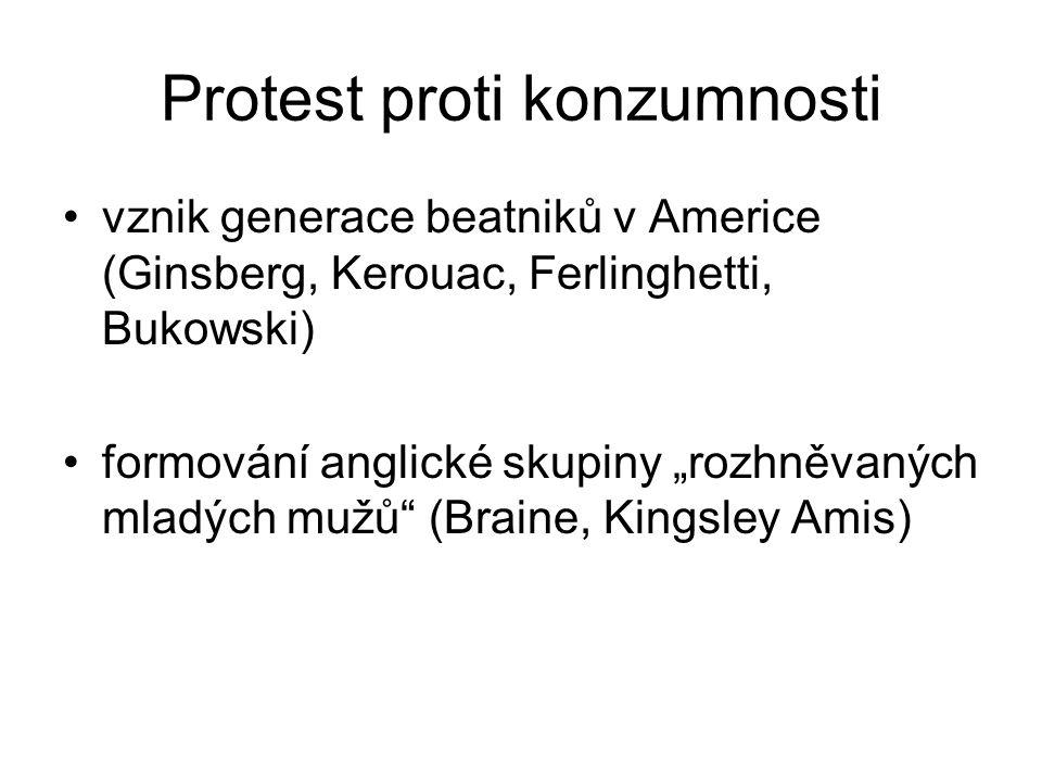 Protest proti konzumnosti