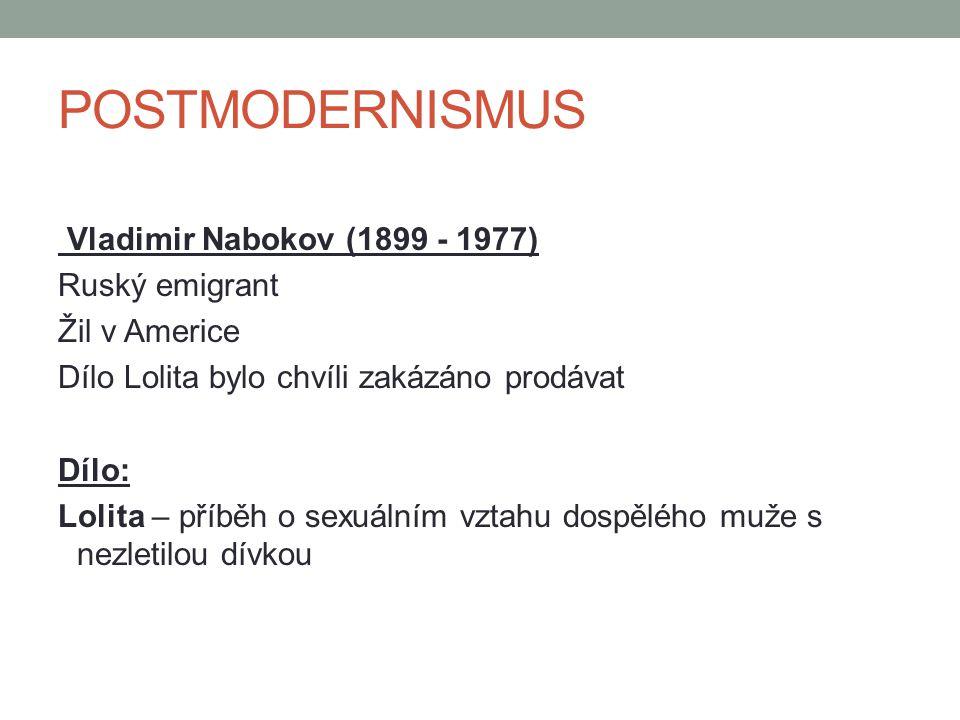 POSTMODERNISMUS