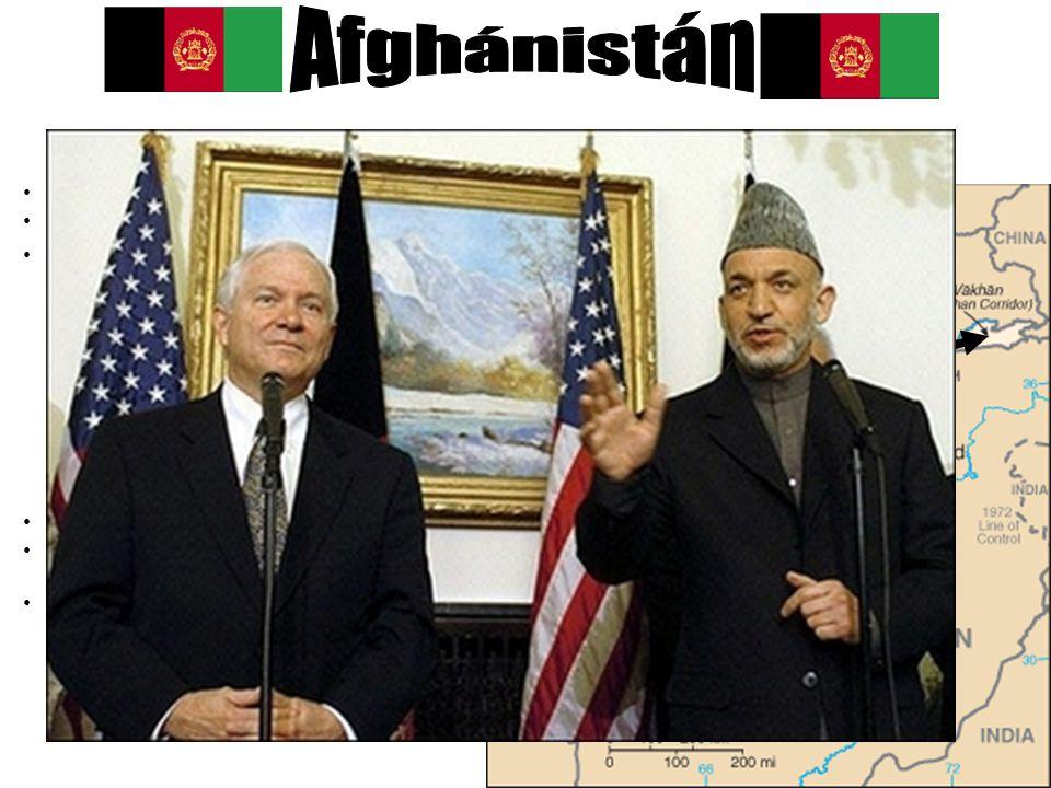 Afghánistán Rozloha: 647 500 km2 Hranice: د افغانستان اسلامي دول