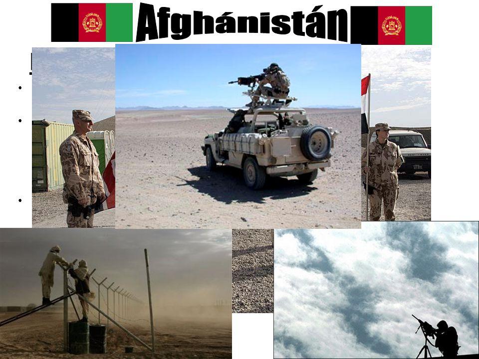 Afghánistán Nedávná minulost