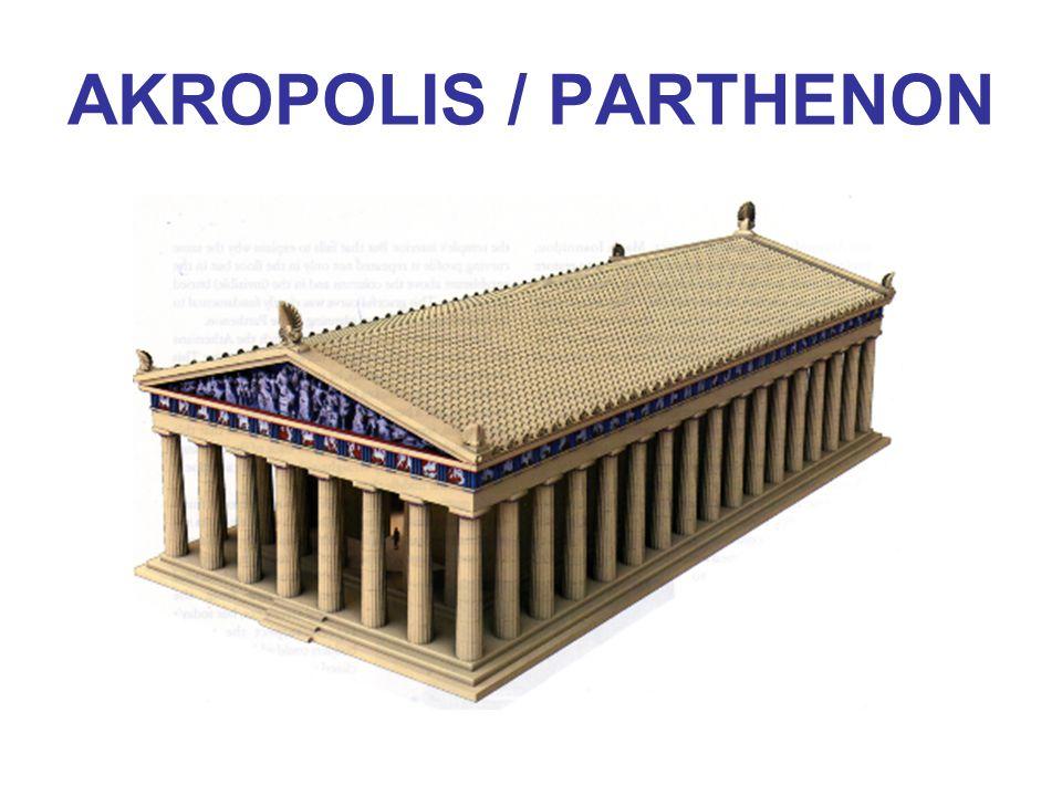 AKROPOLIS / PARTHENON