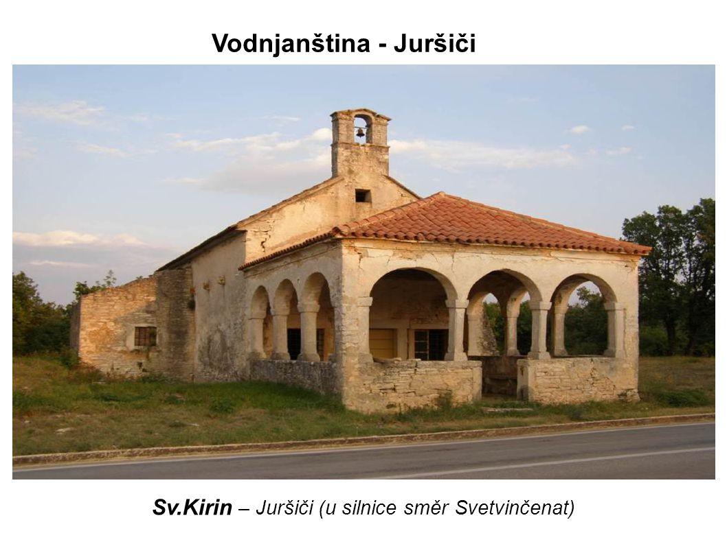 Vodnjanština - Juršiči