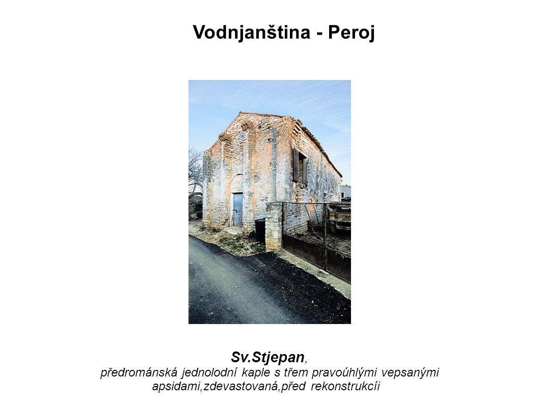 Vodnjanština - Peroj Sv.Stjepan,