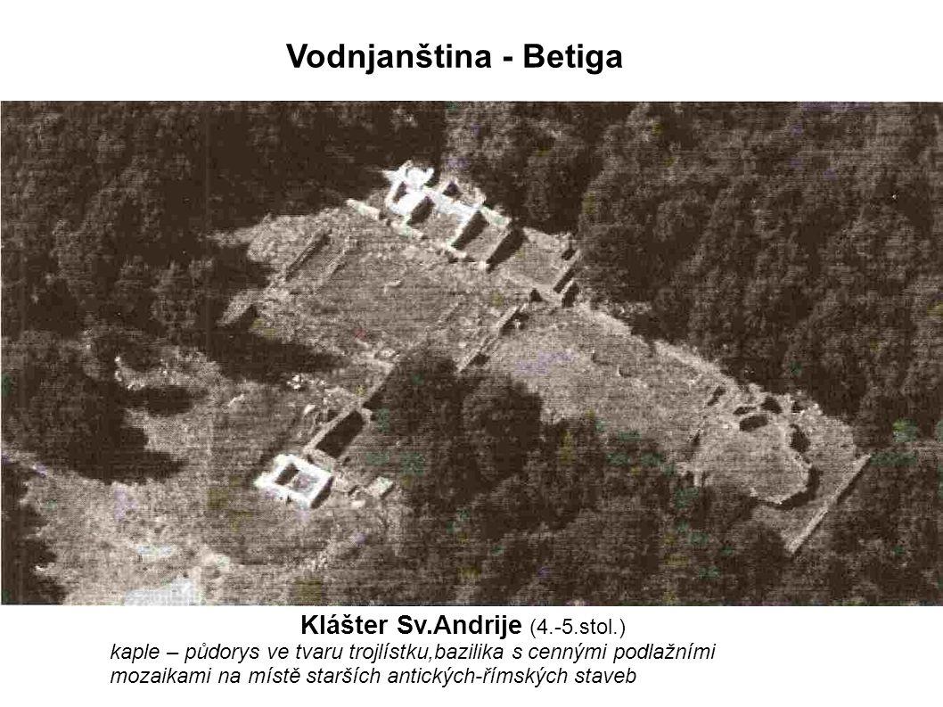 Klášter Sv.Andrije (4.-5.stol.)
