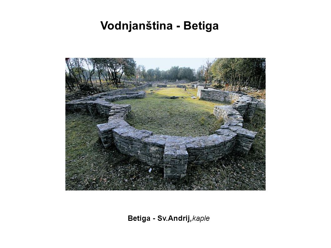 Betiga - Sv.Andrij,kaple