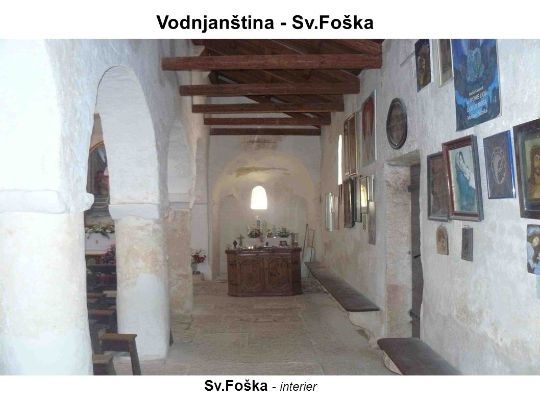 Vodnjanština - Sv.Foška