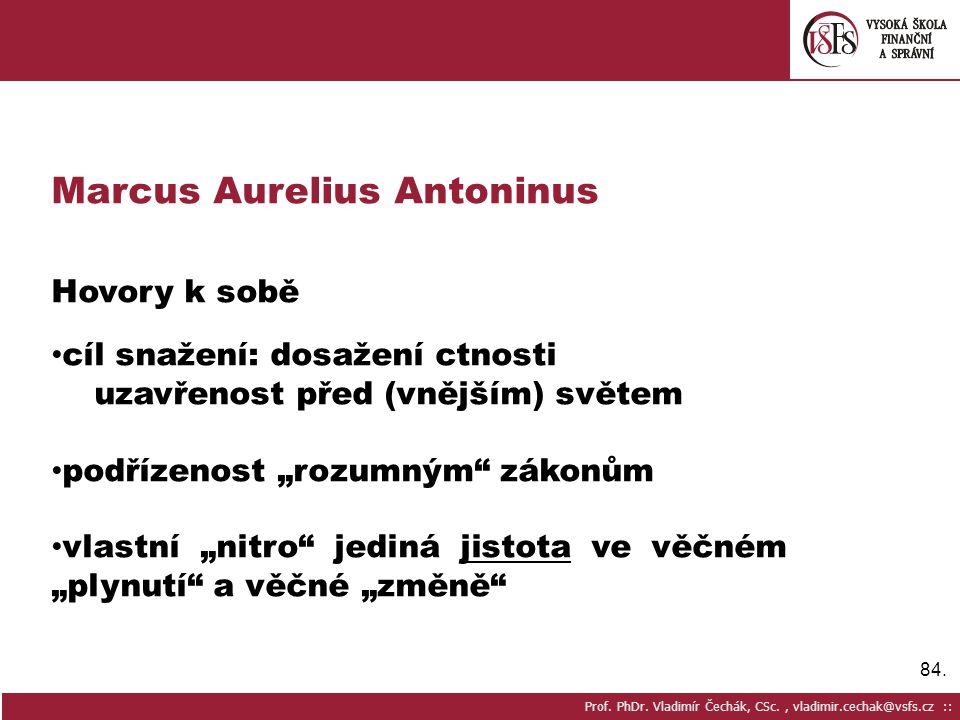 Marcus Aurelius Antoninus