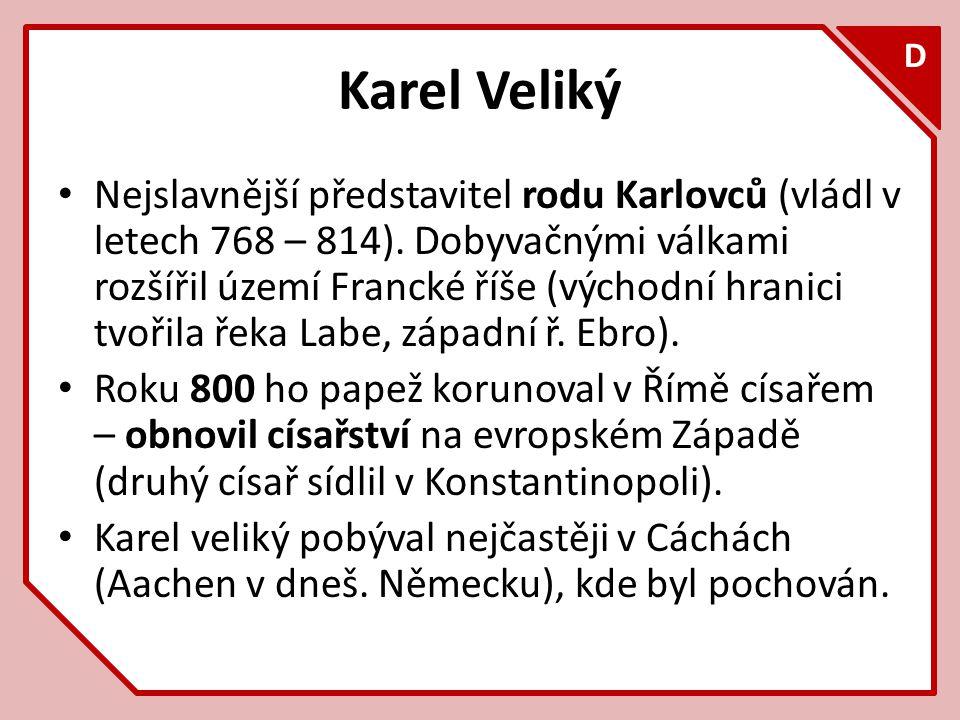 Karel Veliký D. F.