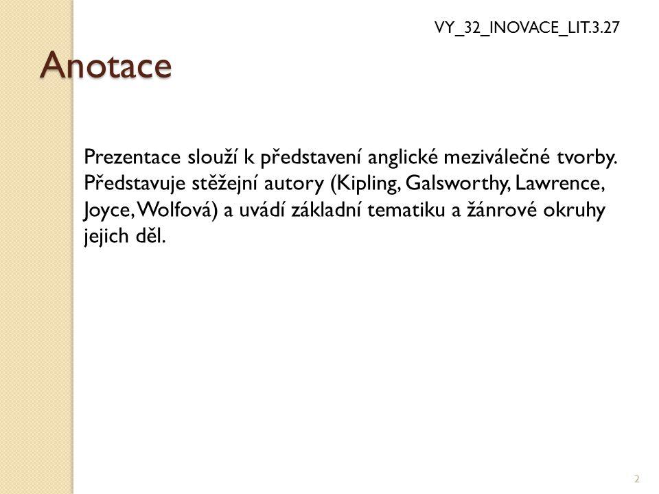 VY_32_INOVACE_KGE4.01-60 VY_32_INOVACE_LIT.3.27. Anotace.