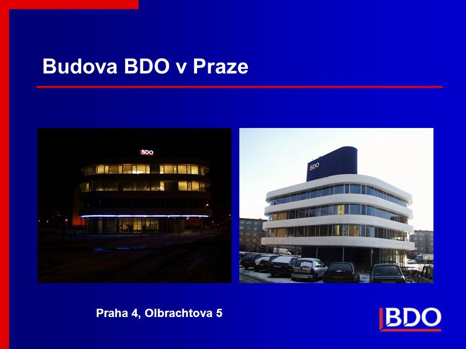Budova BDO v Praze Praha 4, Olbrachtova 5