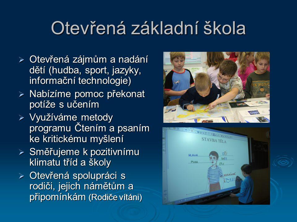 Otevřená základní škola