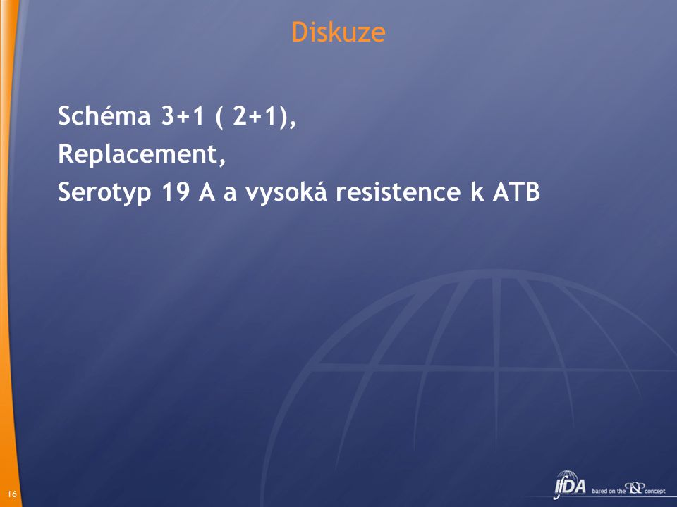 Diskuze Schéma 3+1 ( 2+1), Replacement,