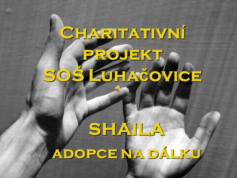 Charitativní projekt SOŠ Luhačovice