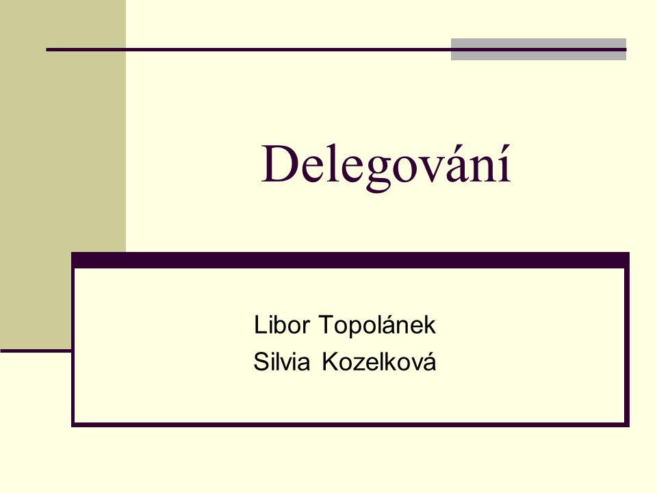 Libor Topolánek Silvia Kozelková