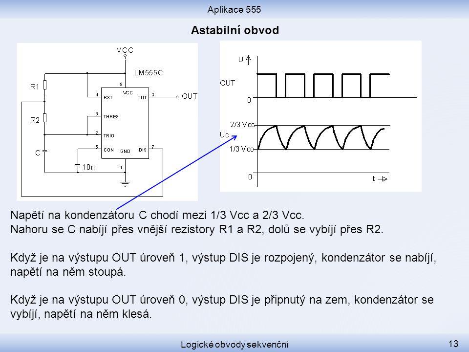 Logické obvody sekvenční