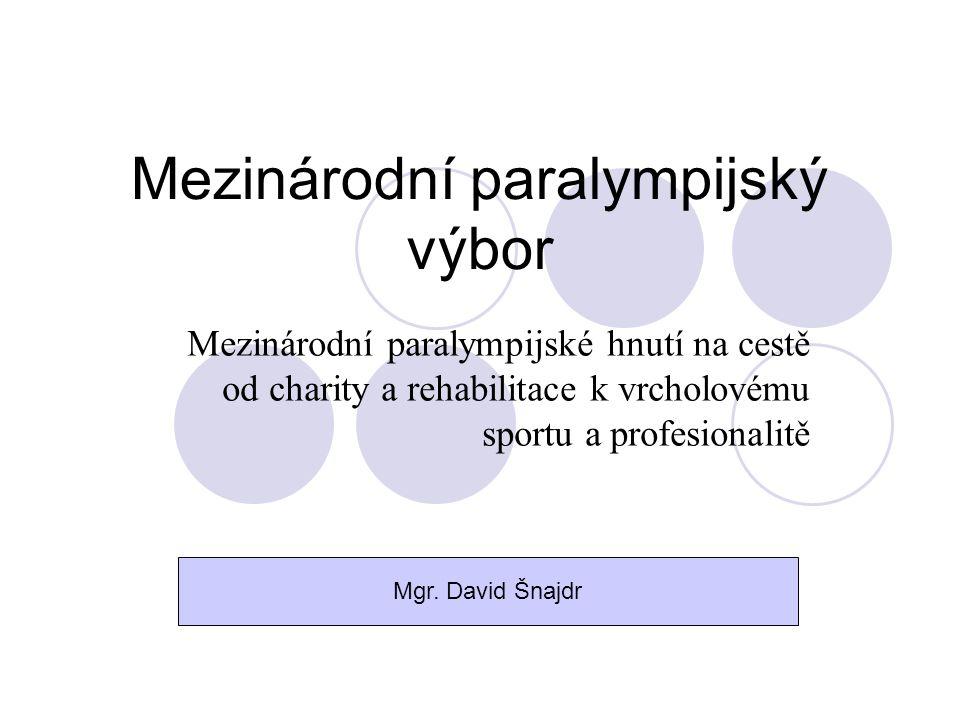 Mezinárodní paralympijský výbor