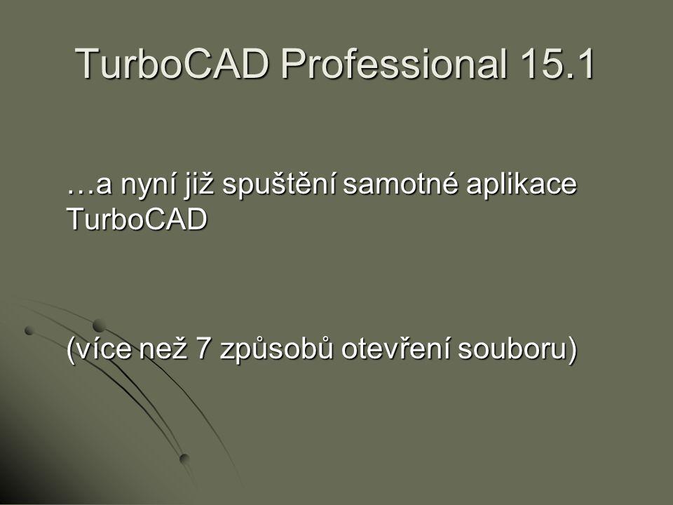 TurboCAD Professional 15.1