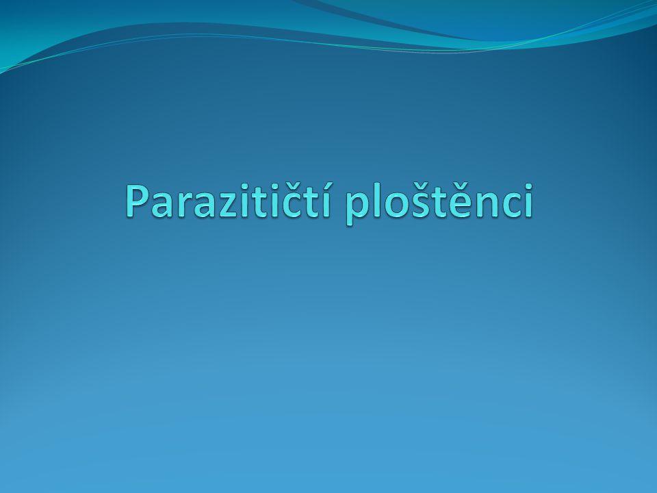 Parazitičtí ploštěnci