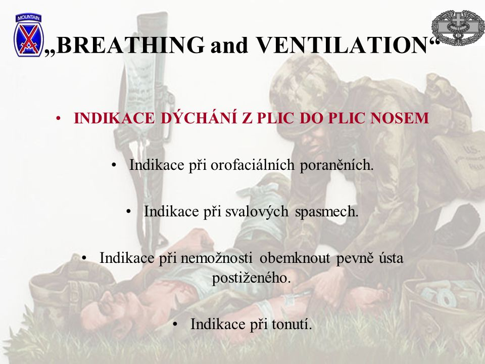 """BREATHING and VENTILATION"