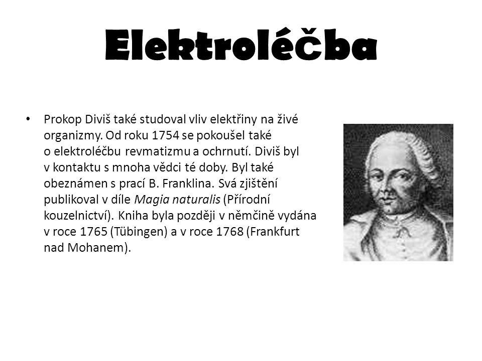 Elektroléčba