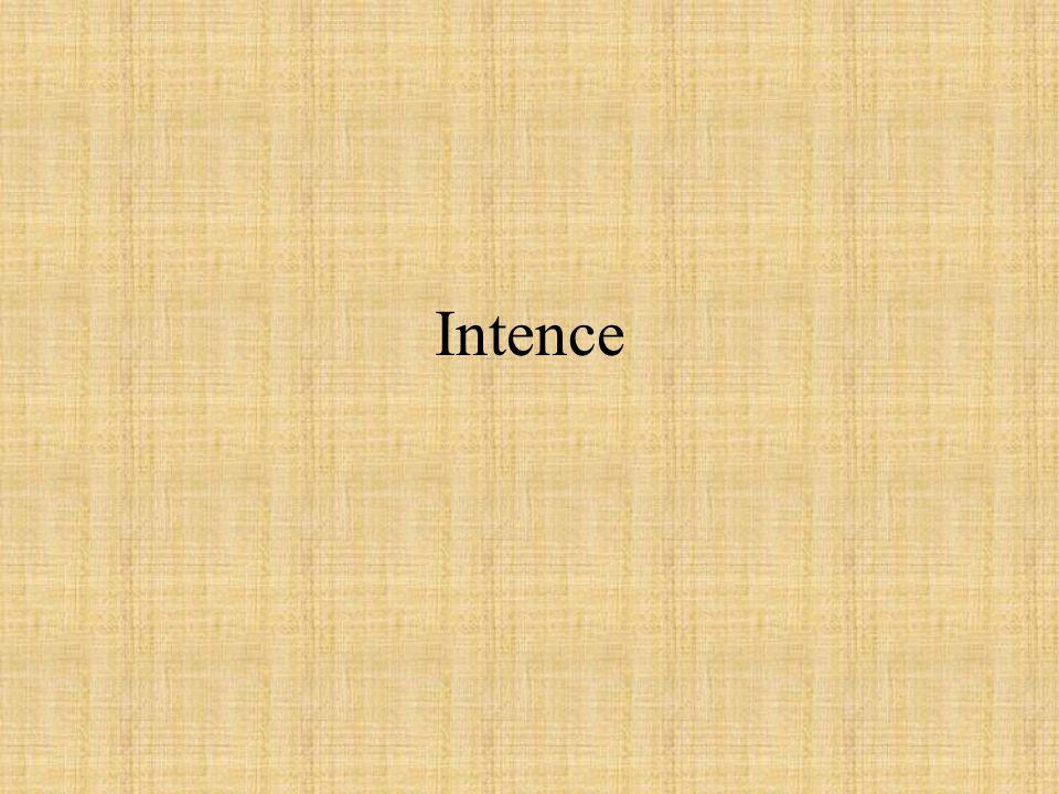 Intence
