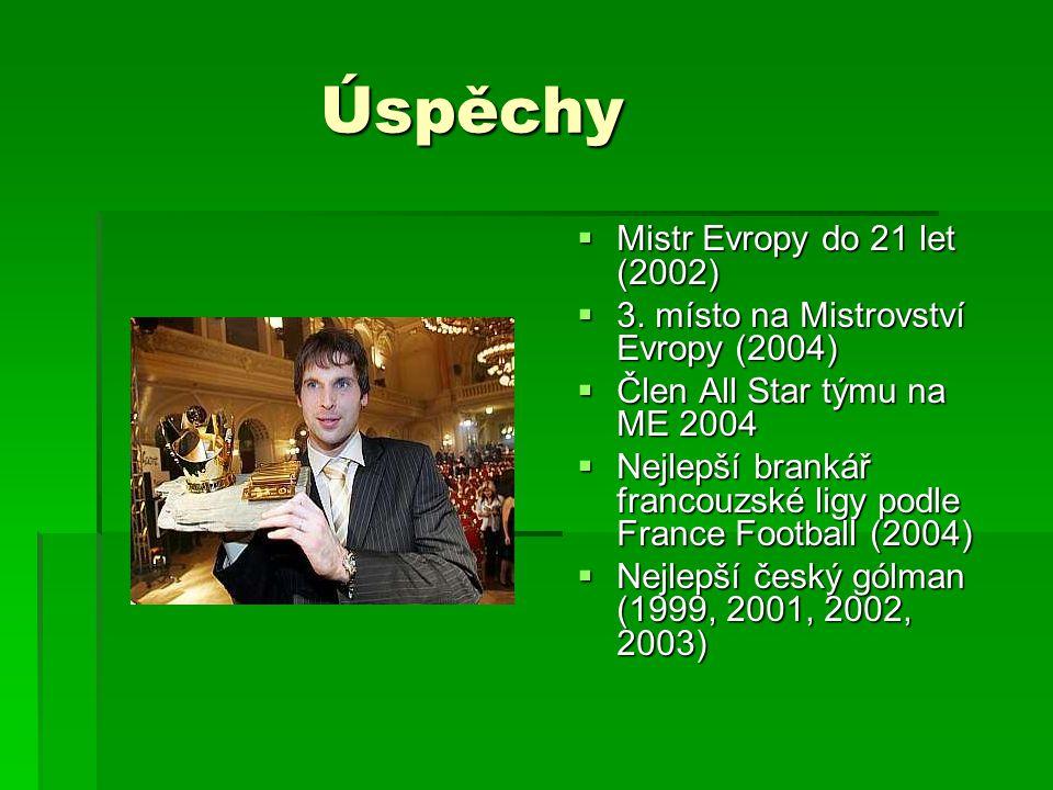 Úspěchy Mistr Evropy do 21 let (2002)