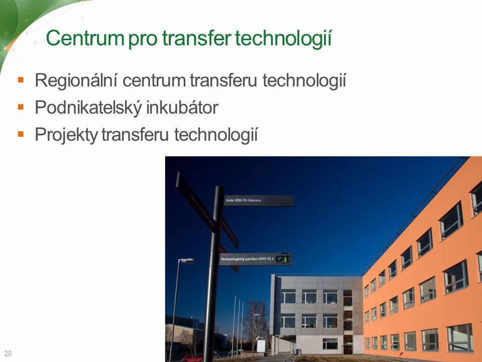 Centrum pro transfer technologií