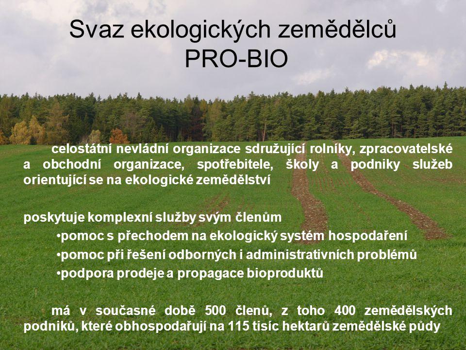 Svaz ekologických zemědělců PRO-BIO