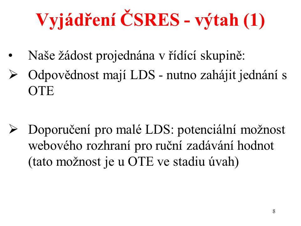 Vyjádření ČSRES - výtah (1)