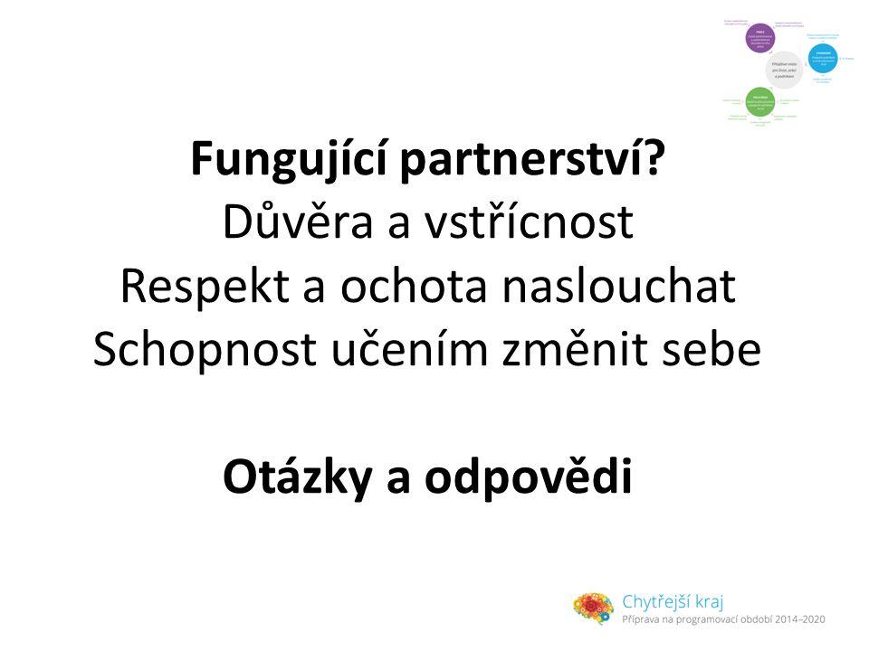 Fungující partnerství