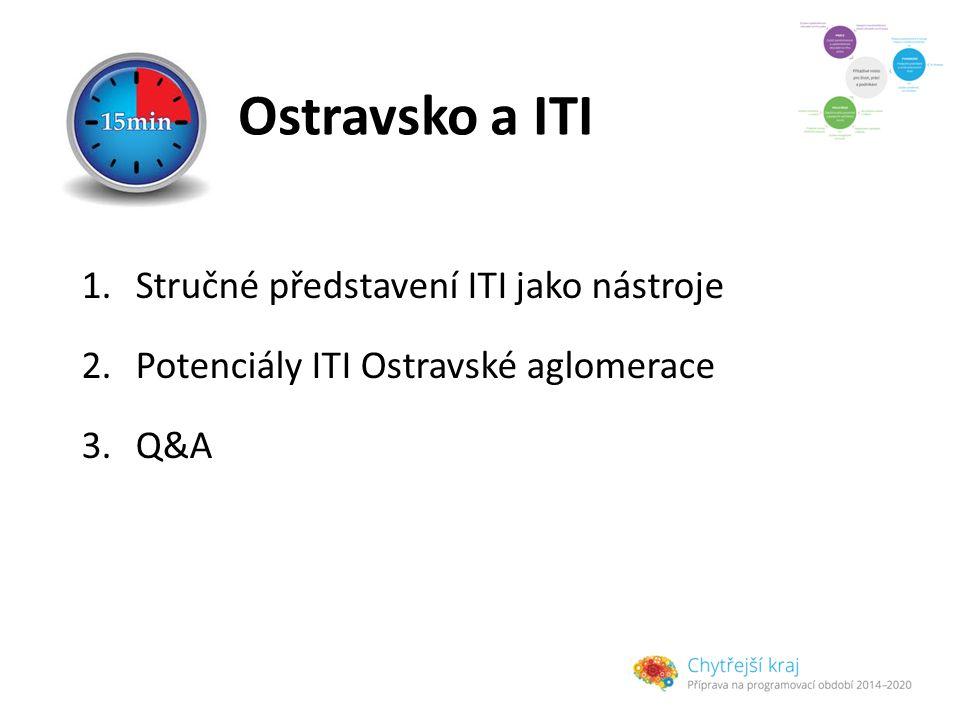 Ostravsko a ITI Stručné představení ITI jako nástroje