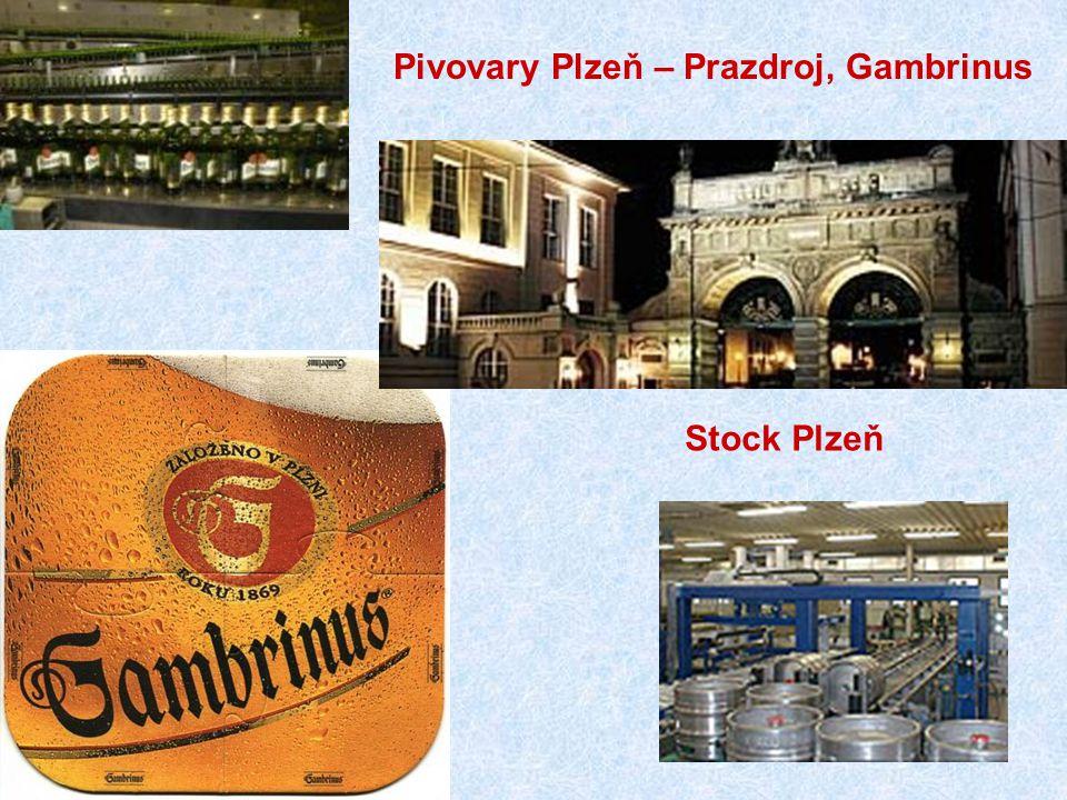 Pivovary Plzeň – Prazdroj, Gambrinus