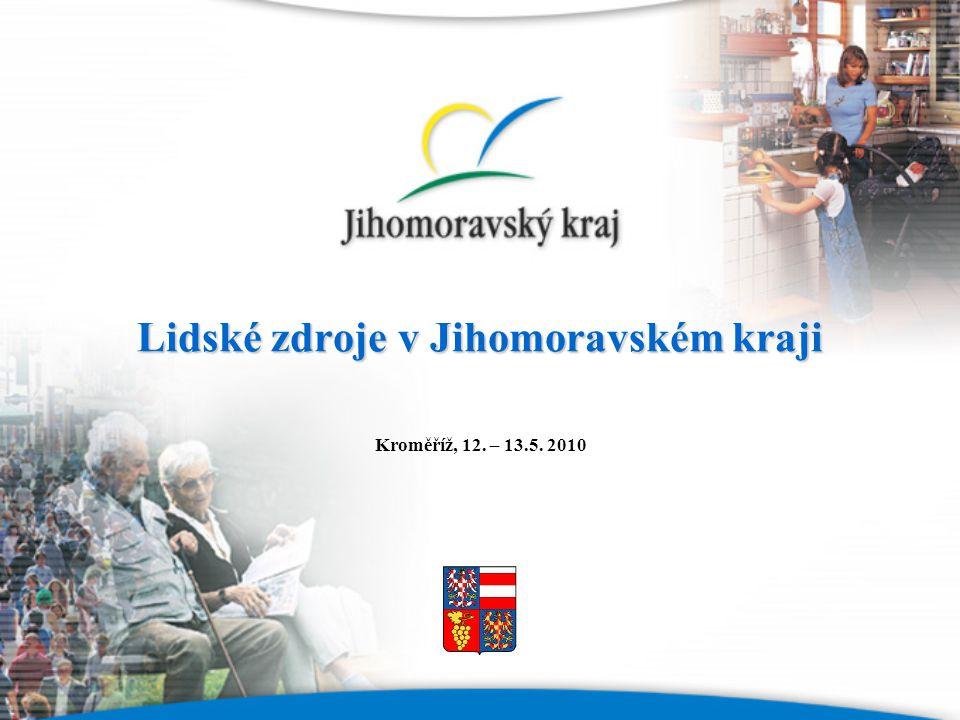 Lidské zdroje v Jihomoravském kraji