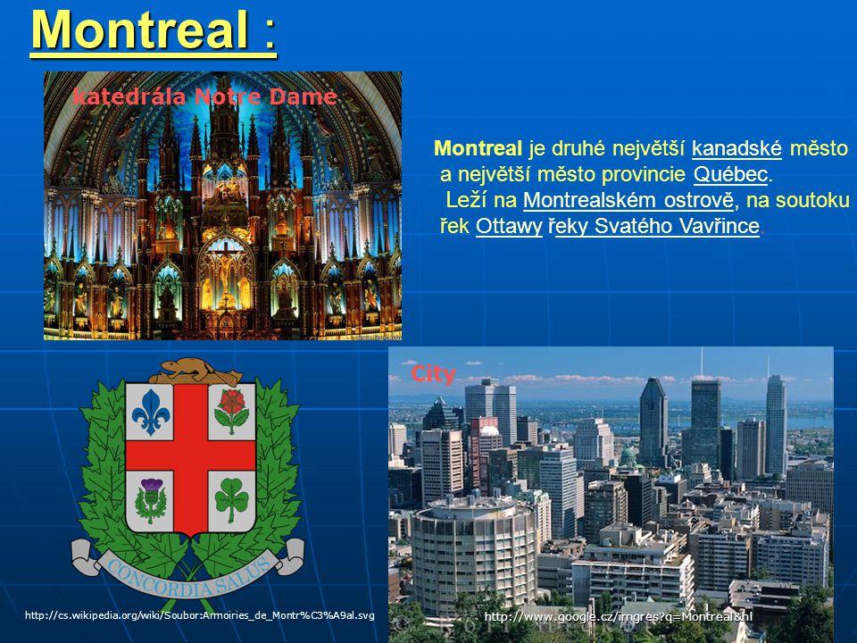 Montreal : katedrála Notre Dame