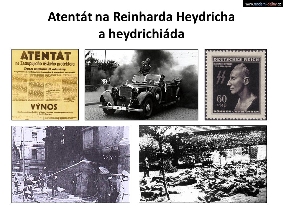 Atentát na Reinharda Heydricha a heydrichiáda