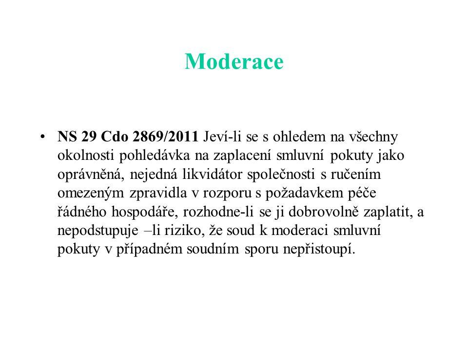 Moderace