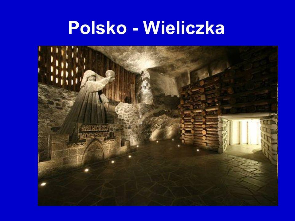 Polsko - Wieliczka