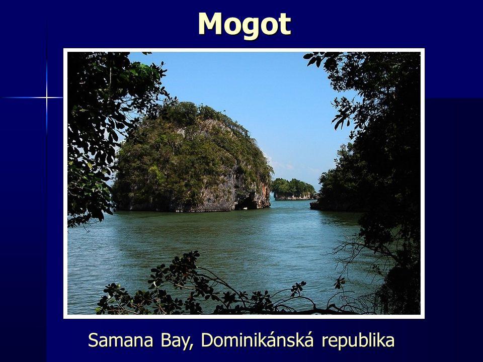 Samana Bay, Dominikánská republika